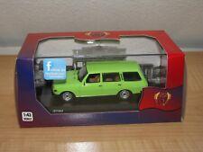 IST 1985 Wartburg 353 W Kombi Station Wagon Green New in Box 1:43 IST62