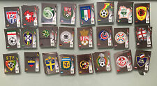 PANINI GERMANY 2006 WORLD CUP FOIL stickers PICK 1.