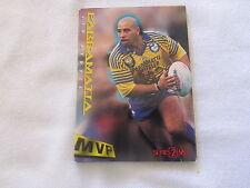 1996 NRL Series 2 - Jim Dymock MVP Card # 108