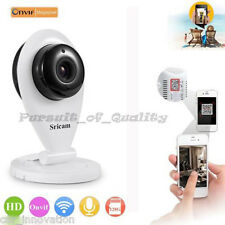 720P HD IP Security Camera Wireless WIFI 2 Way Audio Webcam iPhone Android CCTV~