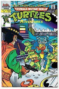 Teenage Mutant Ninja Turtles Adventures #16 Archie Comics (01/1991) Cartoon
