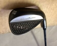 Tommy Armour 845 52*-08 TA-25 Black Wedge Flex Steel Golf Club