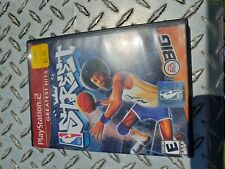 Nba Street - Greatest Hits (Sony PlayStation 2 Ps2) - Complete - Tested - Cib