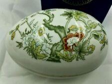 Royal Doulton Bone China Large Egg Box #35 - With Original Box - No Reserve