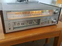 Toshiba SA-775 Stereo AM/FM Receiver Made in Japan 1978