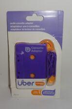 Uber Car Stereo Cassette Adapter