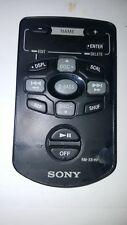 SONY CAR CD REMOTE CONTROL RM-X81RF