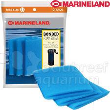Rite Size U Foam Sleeve 3 Pack HOT 250/Magnum 220 Canister Filter Marineland