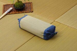 NEW Igusa Pillow tatami grass makura height adjustable 30x15 cm Igusa chips F/S