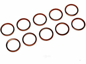 For 1982-1986, 1994-1999 GMC K1500 Suburban Fuel Injector Seal AC Delco 87655TV