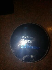 Samsung Gear S3 Frontier Smartwatch - Space Gray (Brand New Factory Sealed)