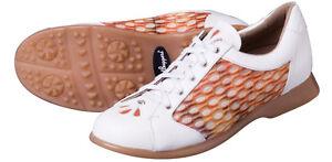 Sandbaggers Golf Shoes: Deb Mesh Sunset