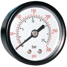 "AIR-PRO/HY-FITT Manómetros - 0-200psi PSI 40mm ACERO Medidor 1/8"" BSPT"