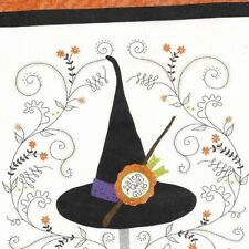 Crabapple Hill Designs - THE BEWITCHING HAT Halloween Fall