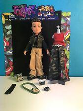 Bratz Boyz Wildlife Safari Eitan With Accessories Rare Collectible Doll
