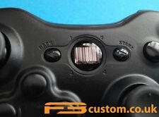 Custom XBOX 360 *Hitman Barcode Logo* Guide button