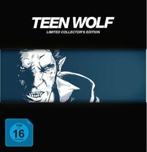 TEEN WOLF-STAFFEL 6 (DIGIPAK MIT SAMMLERBOX,LTD EDITION)  5 BLU-RAY NEU