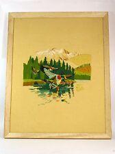 Other Collectible Ads Vintage 1951 Mallard Ducks Colorado Plain Jaques Art Magazine Print Picture Collectibles