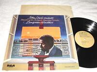 """John Lewis """"European Windows"""" 1975 Jazz LP, Nice EX!, RCA Pressing"""