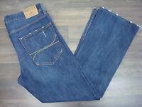 Hollister,Jeans,W 34,L 34,sehr guter Zustand,blau,ungekürzt,Denim,*02A20