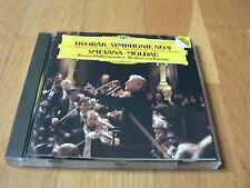 Karajan - Dvorak : Symphony No. 9 - Smetana : Moldau - CD DGG West Germany
