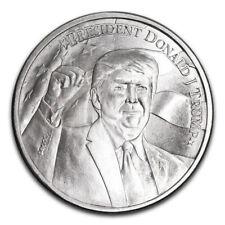 2020 Donald Trump Silver Round 1 oz