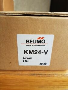 BELIMO KM24-V Actuator 24V *New & Boxed*