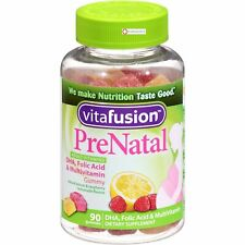 VitaFusion Women's Prenatal Gummy Vitamins 90 count