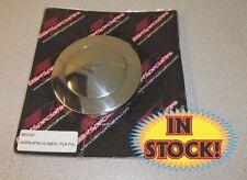 Billet Specialties Horn Button - Plain Polished (Large) - 32125