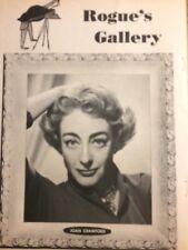 Joan Crawford, Full Page Vintage Pinup