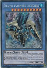 ♦Yu-Gi-Oh!♦ Nékroz d'Armure Invincible/of Decisive : THSF-FR019 -VF/SECRET RARE-