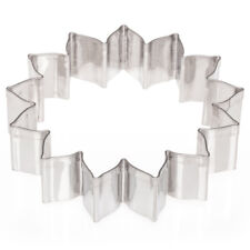 Ateco Stainless Sunflower Cutter 3-7/8""