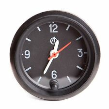 Luch Quartz Car Dashboard Clock Round. Retro, Restoration, old school. 24V 2029