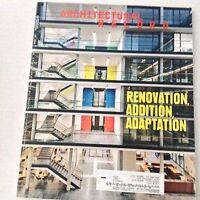 Architectural Record Magazine Renovation Adaption February 2014 070217nonrh