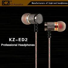 Premium Casque audio KZ-ED2 Professionnel intra-auriculaires dans PU Hardcase