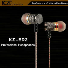Premium Kopfhörer KZ-ED2 Professional In-Ear in PU Hardcase Full Bass Beats