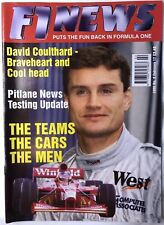 F1 NEWS FORMULA ONE MAGAZINE 1998 #2 February 17  Formel 1