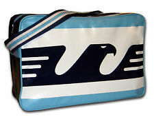 Lazio Retro football soccer sport Air flight airline messenger shoulder bag
