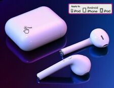 Wireless Bluetooth Headphone Earphone Air Earbuds With Charging Box