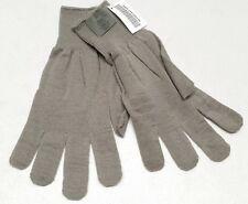 Military Lightweight Cold Weather Glove Inserts MEDIUM/LARGE Urban Gray NEW