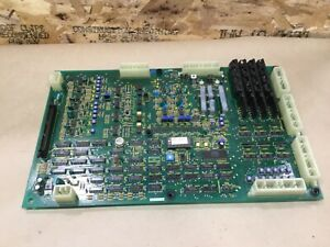 Toshiba 17128-B Circuit Board F0031541 Control Board 0660B1 #1005BK