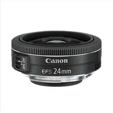 Genuine Canon EF-S 24mm f/2.8 STM Lens Free Shipping