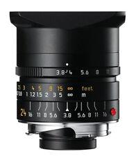 Leica 24mm f3.8 Elmar-M ASPH. 11648  BRAND NEW with full leica warranty.