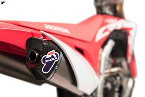 Termignoni 2:1:2 Full Race System Honda CRF250 R / RX 2018-19 H14809400ITC
