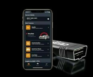 MyCarly Carly ORIGINAL OBD Adapter Universal Android iOS neuste Generation NEU