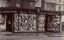 Boscombe. Knight's Drapery Stores, 246 Christchurch Road. Shop.