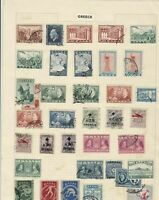 Greece Stamps Ref 14587