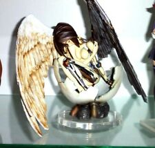 "8""Anime ALITA Fallen Angel Rebirth Resin Model Kit 1/8"