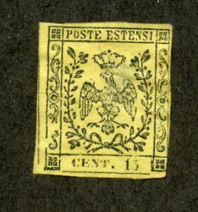MODENA--Individual stamp Scott #3