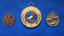 THREE MEDALS PIGEONS BIRDS POULTRY COMPETITIONS - SOMBOR, MUZLJA